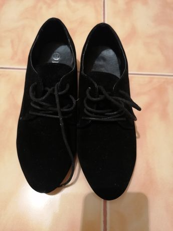 Pantofi damă negri