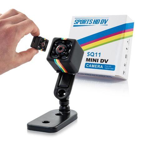 Мини камера/Шпионска скрита камера SQ11 Mini Full HD camera 1080p