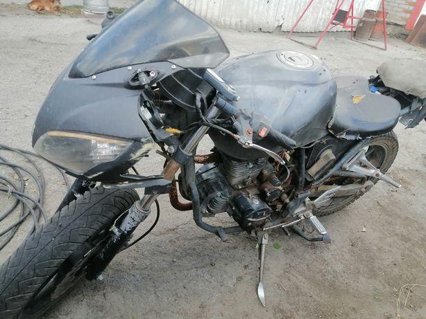 Продам мотоцикл, не на ходу