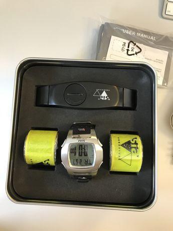 Schimb ceas curea piept plus ceas fitness, nou