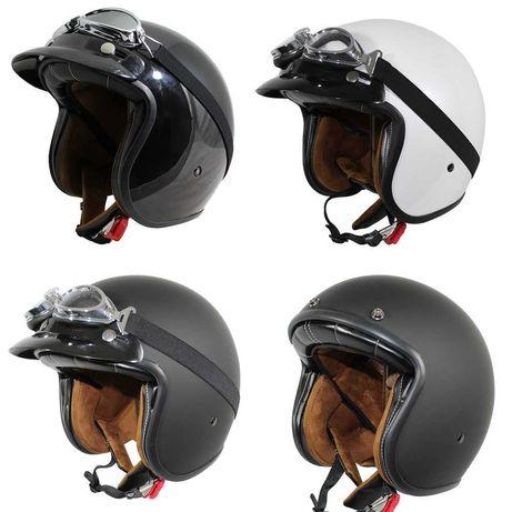 НОВО! Скутерски каски MT Helmets Le Mans 2 Pure скутер мото мотор