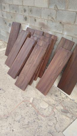 Лестница Деревянная  металл канстуктр