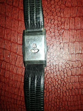 Ceas de colecție din argint