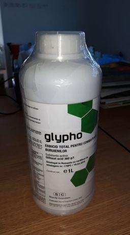 Erbicid total Glypho