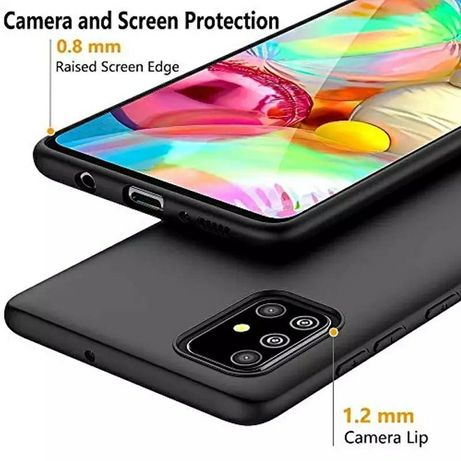 Силиконов кейс,гръб,калъф за Samsung galaxy A71,Samsung galaxy S20 FE