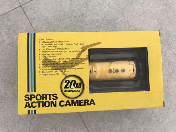 Vand sports camera