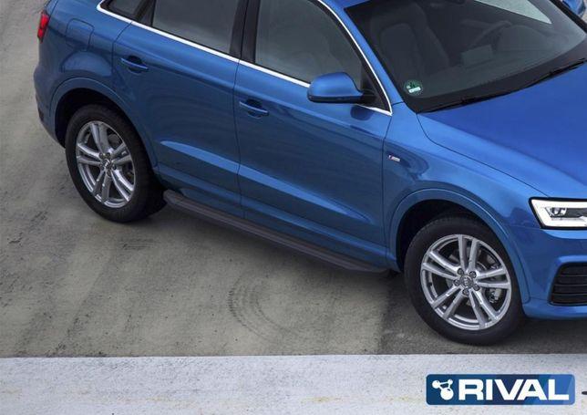 Пороги на Audi Q3 2011+
