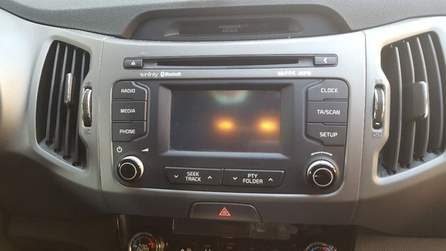 Display kia sportage