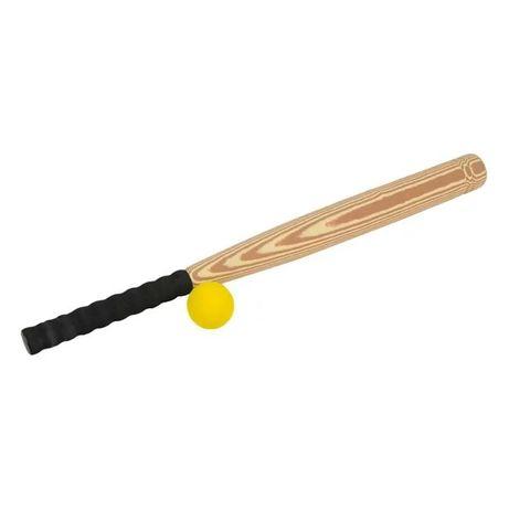 Bata de baseball softball 65 cm cu minge inclusa pentru copii   Nou