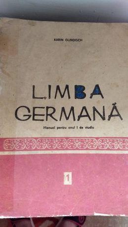 Manual limba germană 1983
