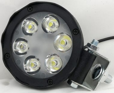 Proiector auto - lumina alb/rece