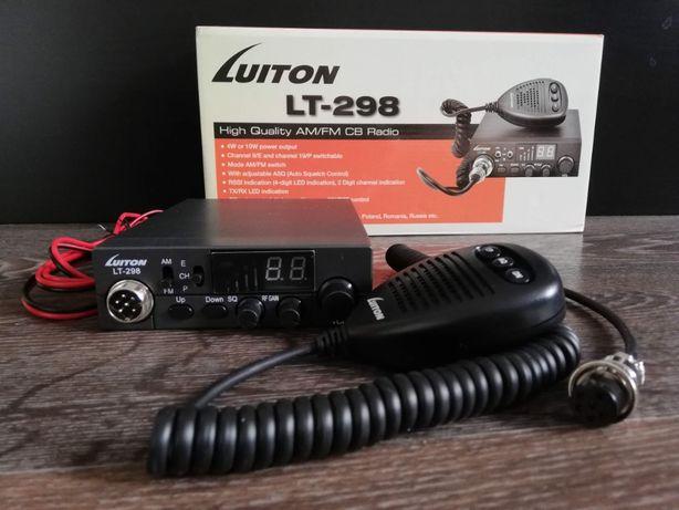 Рация,радиостанция Luiton 298 для дальнобойщиков 12 /24 Вольт