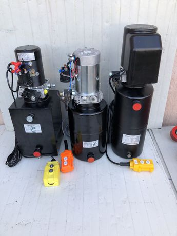 Pompa basculare 2,5 kw electrica 12 v ford,iveco,nisan