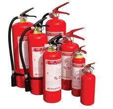 Огнетушители и перезарядка. Все услуги по пожарной безопасности