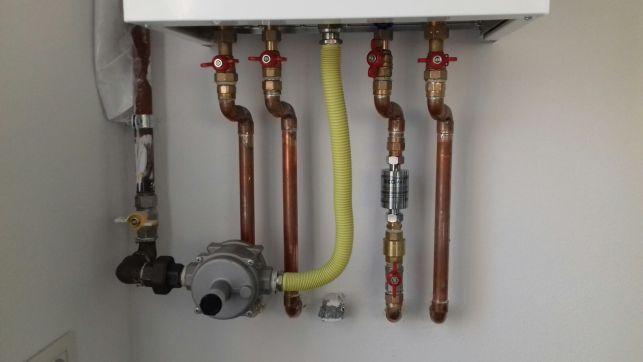 Instalator termice sanitare si canalizare non stop