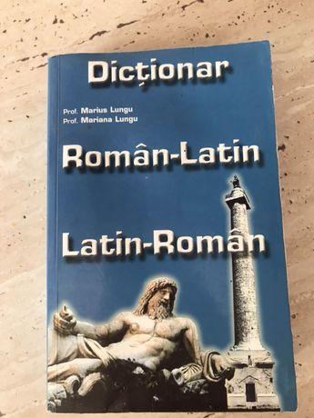 Dictionar roman-latin/Latin-roman