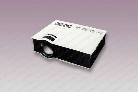 ANIMABG Мултимедиен HD LED проектор с WiFi