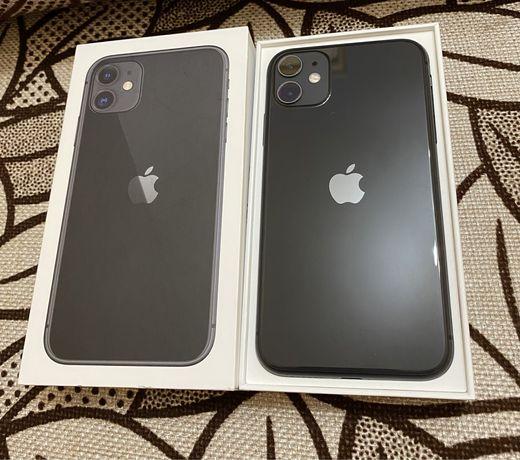 Iphone 11 black, 64 gb