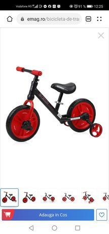 Bicicleta 2 în 1 lorelli