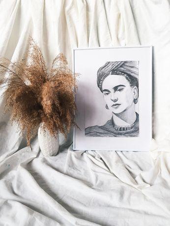 Portrete in creion