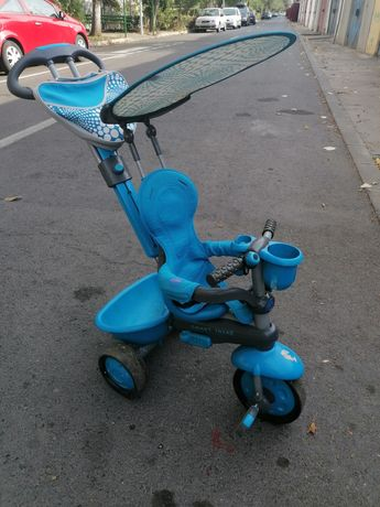 Trotineta Smart Trike 3 in 1
