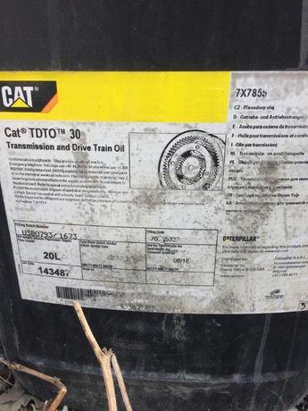 Трансмиссионное Масло CAT \ SHELL