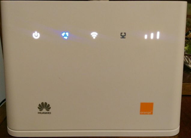Router 4g flybox huawei b310 decodat ,compatibil in toate retelele