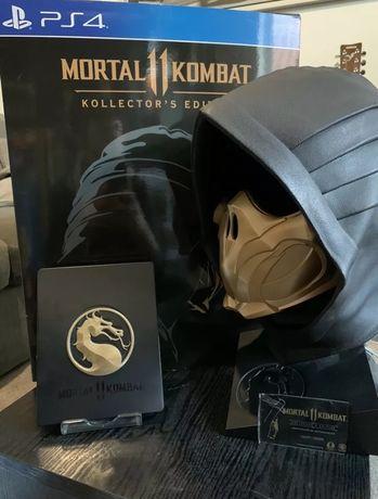 Mortal Kombat 11 collectors edition! ЧИСТО НОВО, ЗАПЕЧАТАНО!