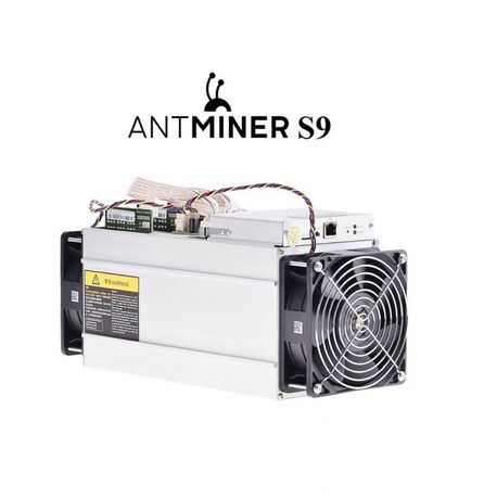 Antminer s9 Наличен!!!13.8