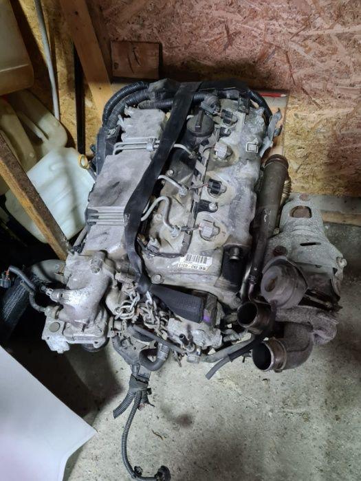 Motor 2.2 diesel toyota avensis Bragadiru - imagine 1