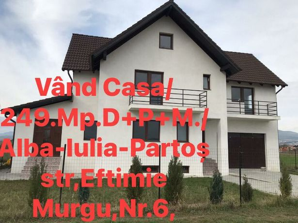 Vand casa 174,mp,Alba iulia
