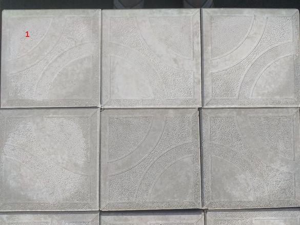 плочки от бетон и калъпи-разпродажба с.ляхово
