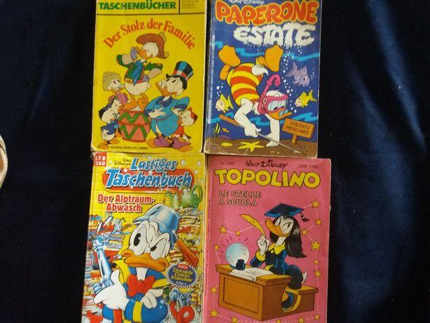 Reviste Walt Disneys vechi,original