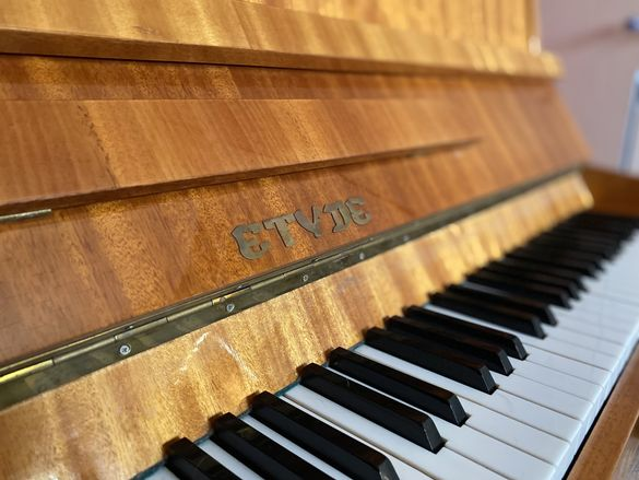Пиано Etyde