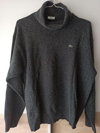 Lacoste pulover sau maletă, din lână  marimea M