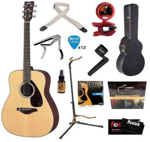 Чехол струны капо ремни медиаторы для гитары