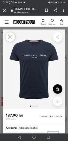 Tricouri originale Tommy Hilfinger pentru bărbați