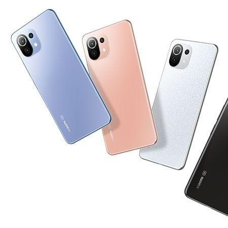 Xiaomi Mi 11 Lite 5G NE 8/128Гб Blue/White/Black