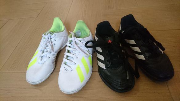 Детски футболни обувки стоножки