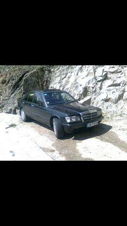 Mercedes 190e 2.0 на части