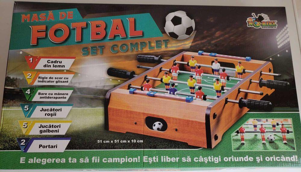 Masa fotbal set complet Noriel NOU Cluj-Napoca - imagine 1