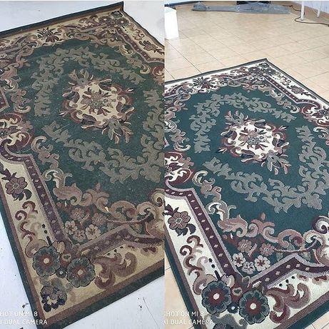 Стирка ковров кілем жуу