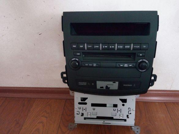 MP3_CD ПЕЖО 4007