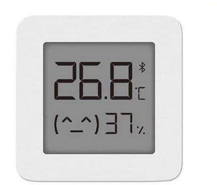 Термометр-гигрометр Xiaomi MiJia Bluetooth Thermometer 2. Доставка Алматы - изображение 1