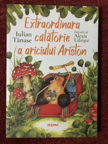 Extraordinara călătorie a ariciului Ariston.