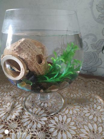 Продам аквариум для рыб