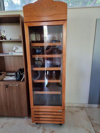 Чисто нови витрини за вино,Вип,дъбови,2100лв за брой