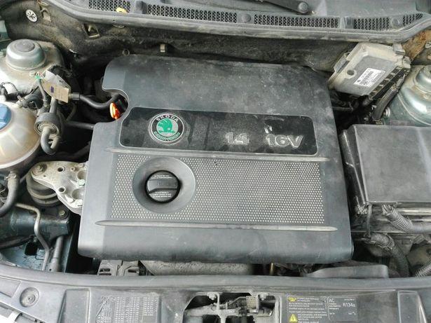 Motor skoda fabia 1,4 16 v 55 kv