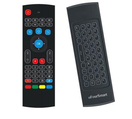 Универсално дистанционно за смарт телевизори, TV Box, проектор