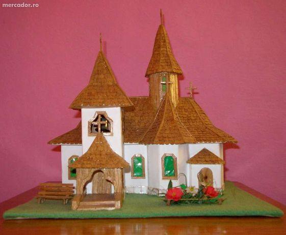 Macheta Biserica
